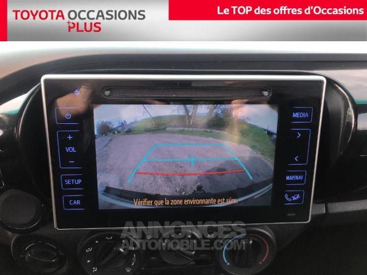 Toyota HILUX 144 D-4D X-Tra Cabine L BLANC Occasion - 16