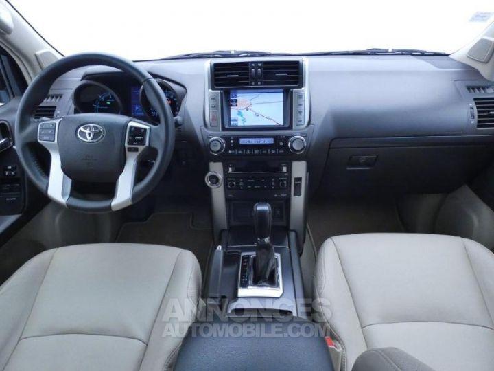 Toyota LAND CRUISER 173 D-4D FAP Lounge BVA 3p NOIR Occasion - 4
