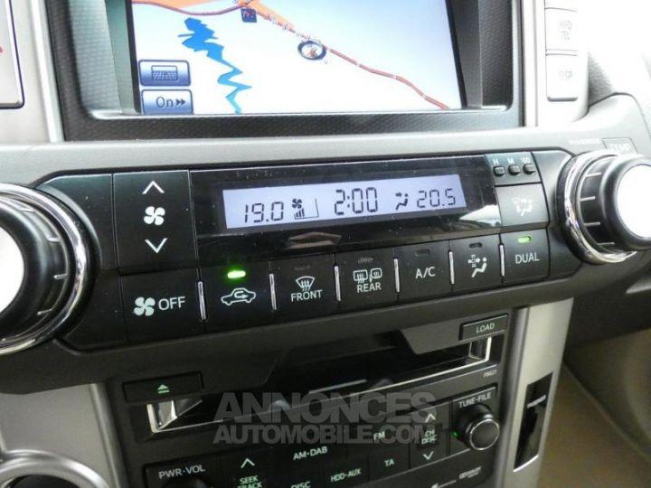 Toyota LAND CRUISER 173 D-4D FAP Lounge BVA 3p NOIR Occasion - 17