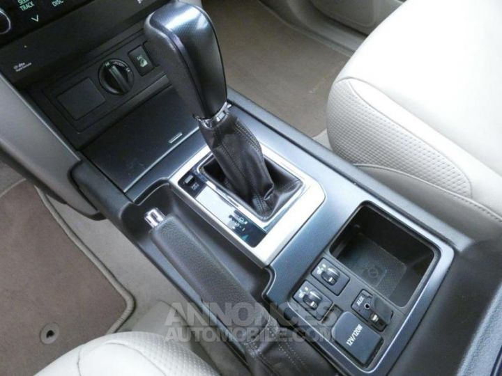 Toyota LAND CRUISER 173 D-4D FAP Lounge BVA 3p NOIR Occasion - 19