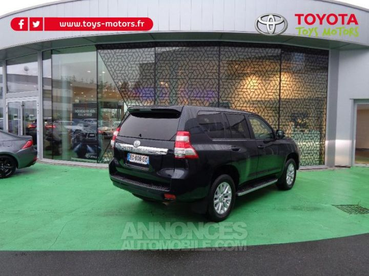 Toyota LAND CRUISER 177 D-4D FAP Lounge Pack Techno BVA GRIS ABYSSE Occasion - 3