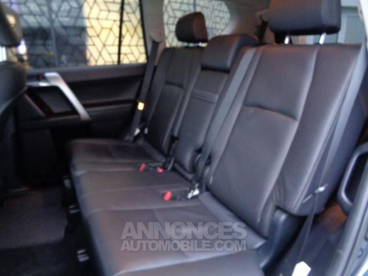 Toyota LAND CRUISER 177 D-4D FAP Lounge Pack Techno BVA GRIS ABYSSE Occasion - 5