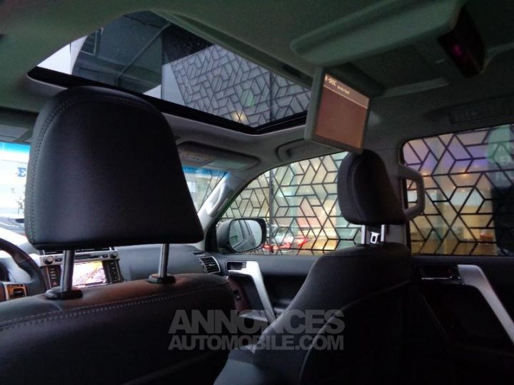 Toyota LAND CRUISER 177 D-4D FAP Lounge Pack Techno BVA GRIS ABYSSE Occasion - 12