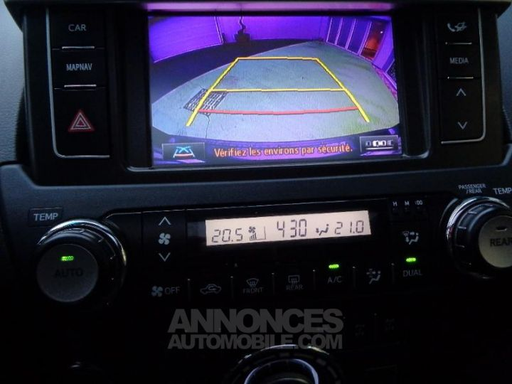 Toyota LAND CRUISER 177 D-4D FAP Lounge Pack Techno BVA GRIS ABYSSE Occasion - 20