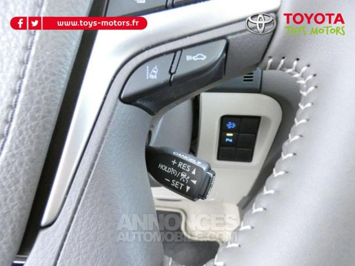 Toyota LAND CRUISER 177 D-4D Lounge BVA 5p GRIS ATLAS Occasion - 16