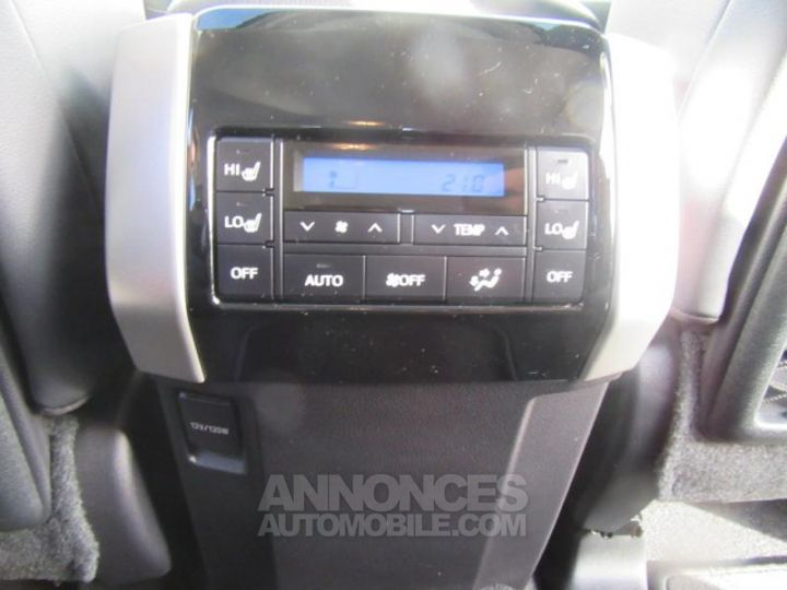 Toyota LAND CRUISER 177 D-4D Lounge BVA 5p SEPIA Occasion - 9