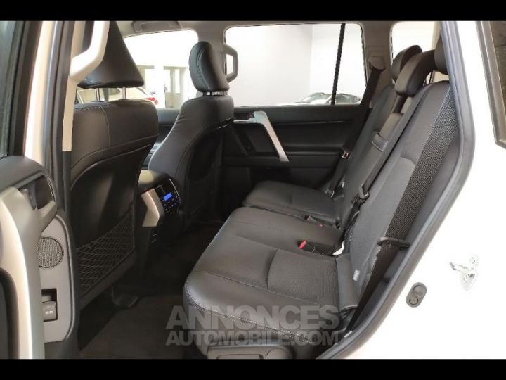 Toyota LAND CRUISER 177 D-4D Lounge BVA 5p RC18 BLANC NACRE Occasion - 4