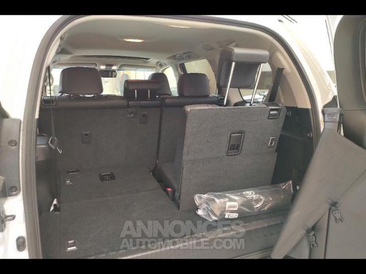 Toyota LAND CRUISER 177 D-4D Lounge BVA 5p RC18 BLANC NACRE Occasion - 6