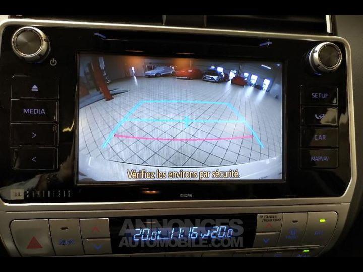 Toyota LAND CRUISER 177 D-4D Lounge BVA 5p RC18 BLANC NACRE Occasion - 12
