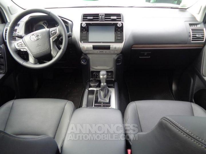 Toyota LAND CRUISER BMC 177 D 4D AT LOUNGE RC18 BLANC NACRE Occasion - 11