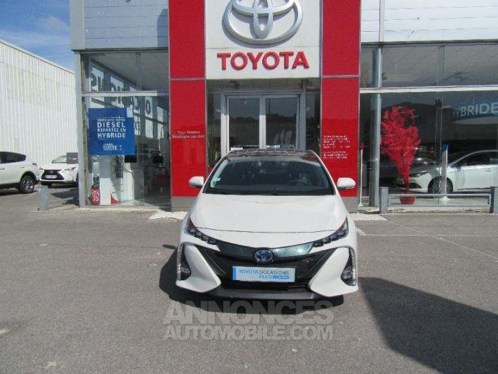 Toyota PRIUS 122h BLANC NACRE Occasion - 2