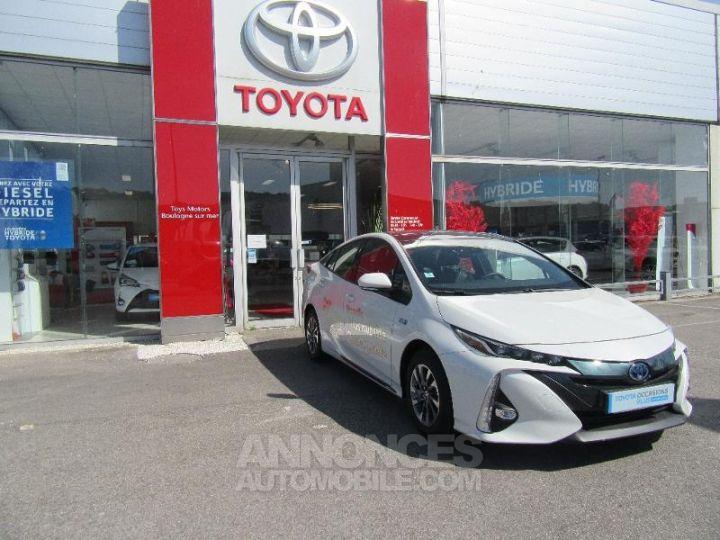 Toyota PRIUS 122h BLANC NACRE Occasion - 3