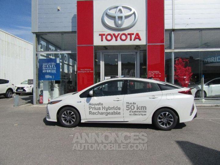 Toyota PRIUS 122h BLANC NACRE Occasion - 4