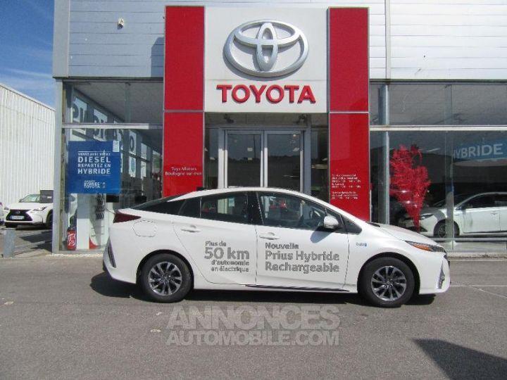 Toyota PRIUS 122h BLANC NACRE Occasion - 6
