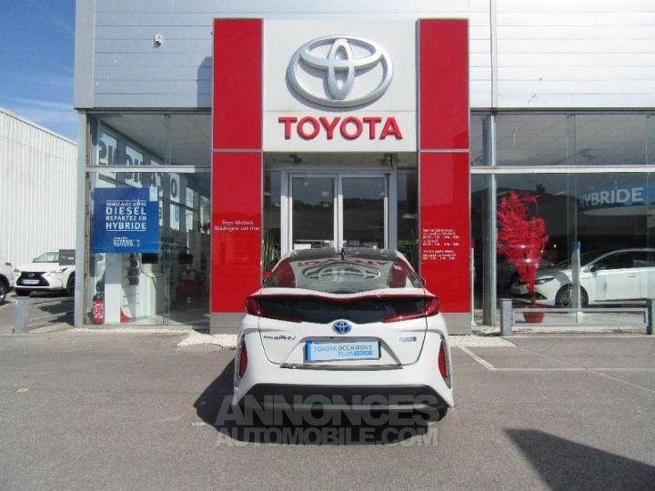 Toyota PRIUS 122h BLANC NACRE Occasion - 8