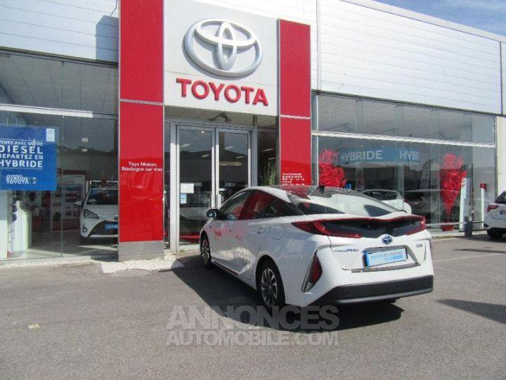 Toyota PRIUS 122h BLANC NACRE Occasion - 10