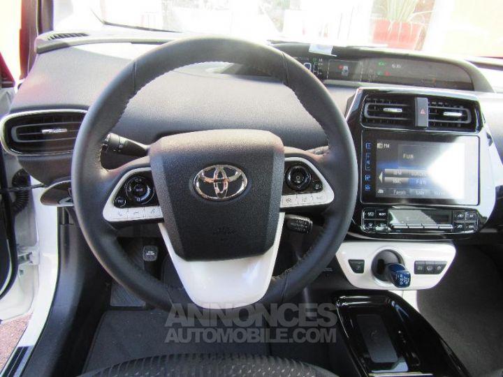 Toyota PRIUS 122h BLANC NACRE Occasion - 13