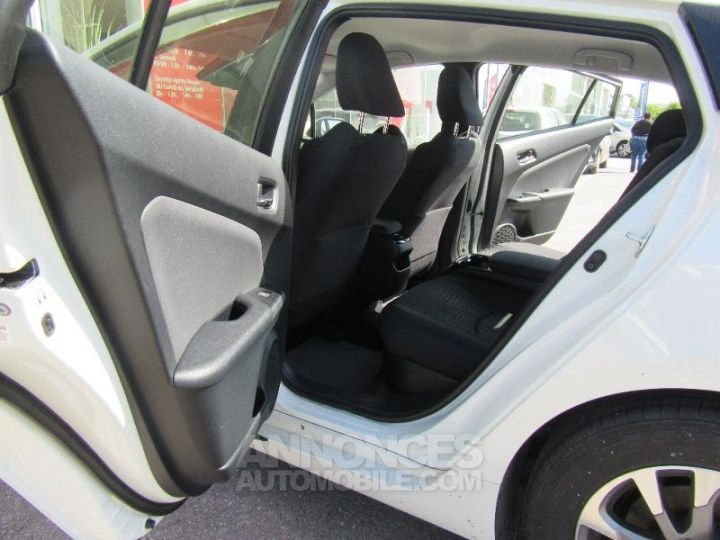 Toyota PRIUS 122h BLANC NACRE Occasion - 16
