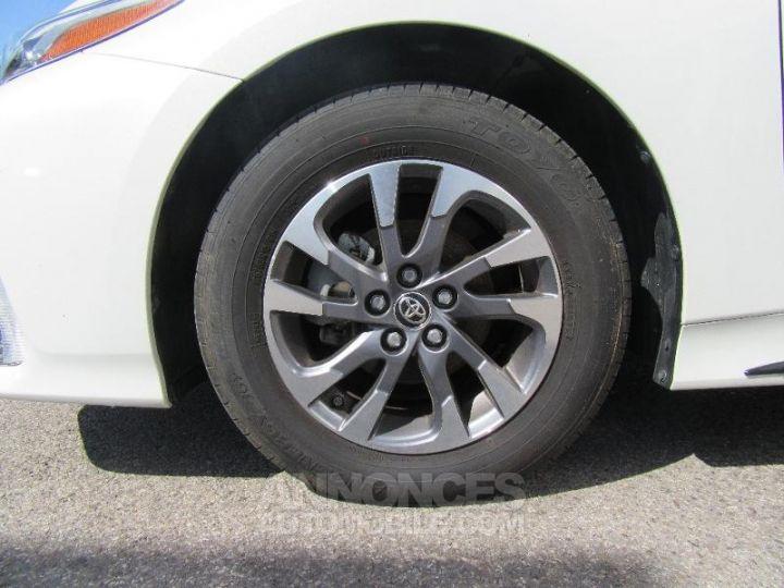 Toyota PRIUS 122h BLANC NACRE Occasion - 18