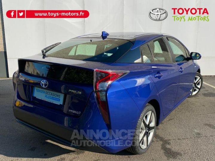 Toyota PRIUS 122h Dynamic BLEU F Occasion - 4