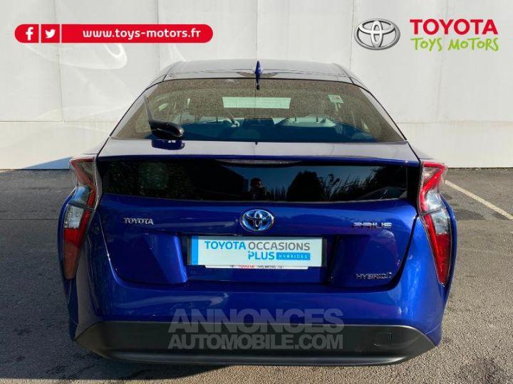 Toyota PRIUS 122h Dynamic BLEU F Occasion - 5