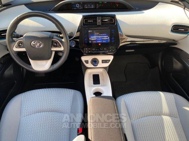 Toyota PRIUS 122h Dynamic BLEU F Occasion - 7