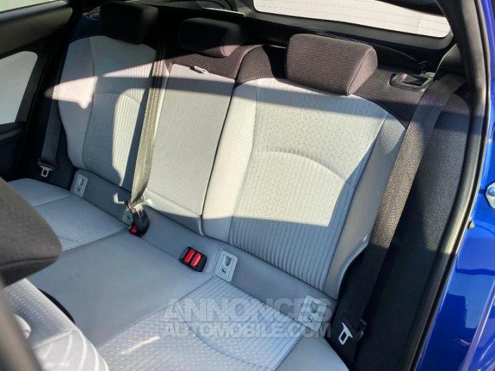 Toyota PRIUS 122h Dynamic BLEU F Occasion - 12