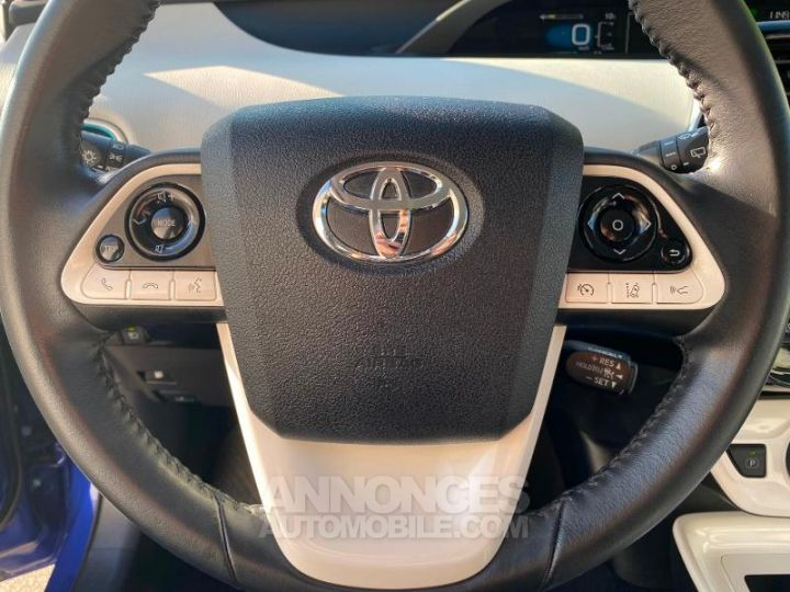 Toyota PRIUS 122h Dynamic BLEU F Occasion - 15