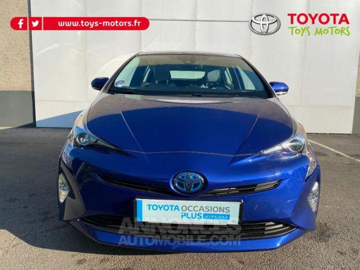 Toyota PRIUS 122h Dynamic BLEU F Occasion - 2
