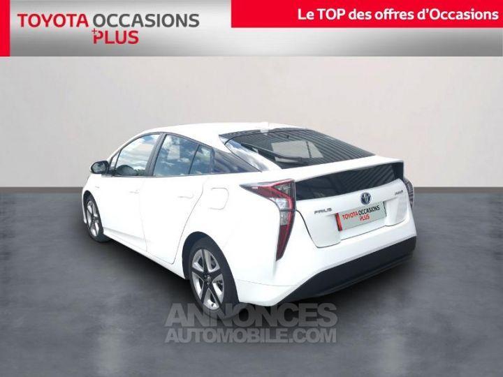 Toyota PRIUS 122h Dynamic Pack Premium RC18 BLANC PUR Occasion - 1