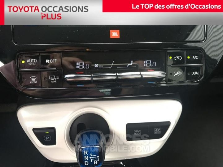 Toyota PRIUS 122h Dynamic Pack Premium RC18 BLANC PUR Occasion - 6