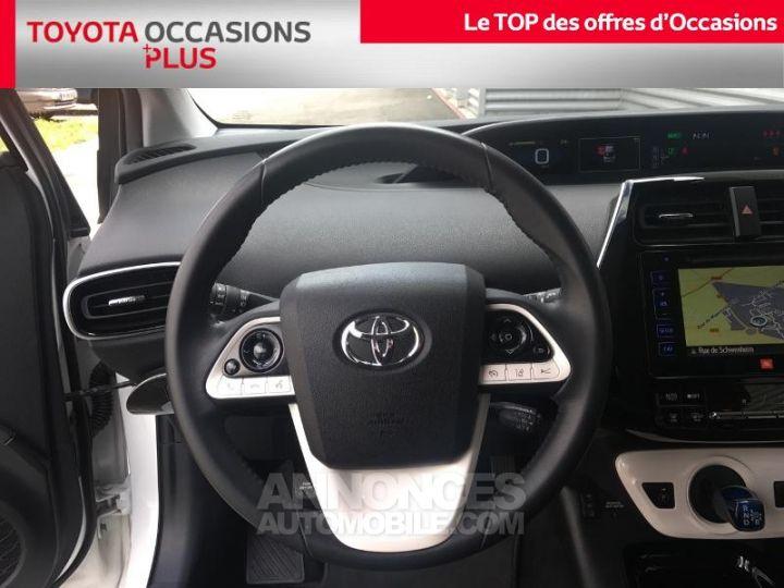 Toyota PRIUS 122h Dynamic Pack Premium RC18 BLANC PUR Occasion - 10