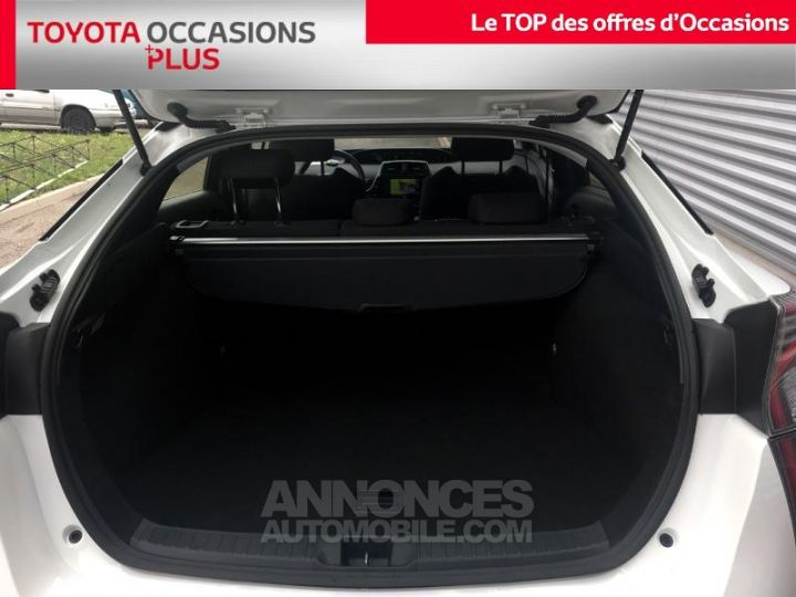 Toyota PRIUS 122h Dynamic Pack Premium RC18 BLANC PUR Occasion - 14