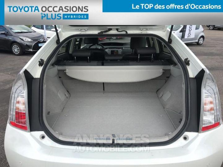 Toyota PRIUS 136h Lounge BLANC NACRE Occasion - 7