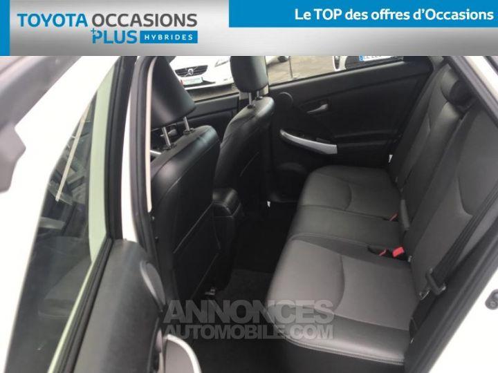 Toyota PRIUS 136h Lounge BLANC NACRE Occasion - 12