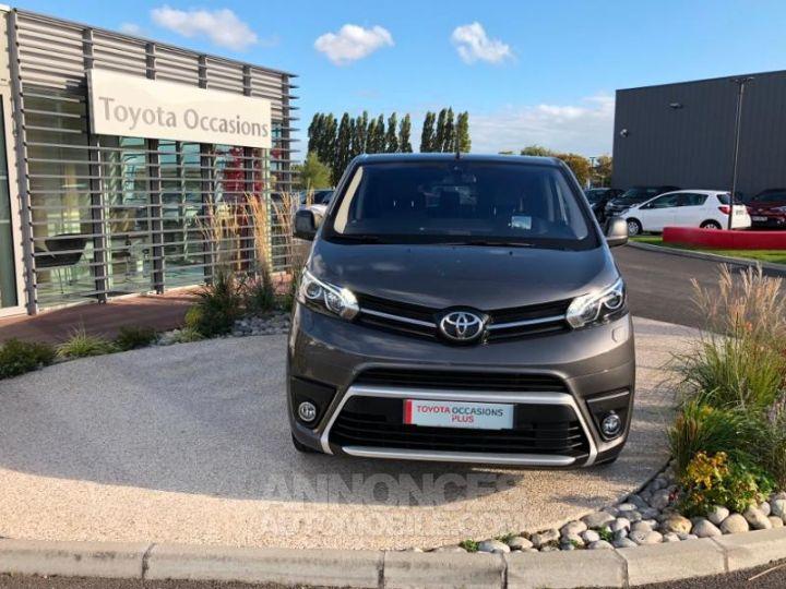 Toyota ProAce VERSO 150 D 4D LOUNGE . GRIS PLATINIUM Occasion - 1