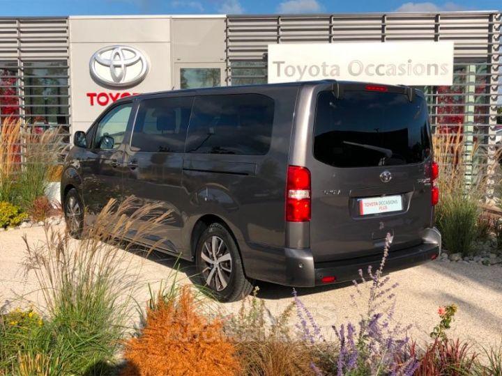 Toyota ProAce VERSO 150 D 4D LOUNGE . GRIS PLATINIUM Occasion - 3