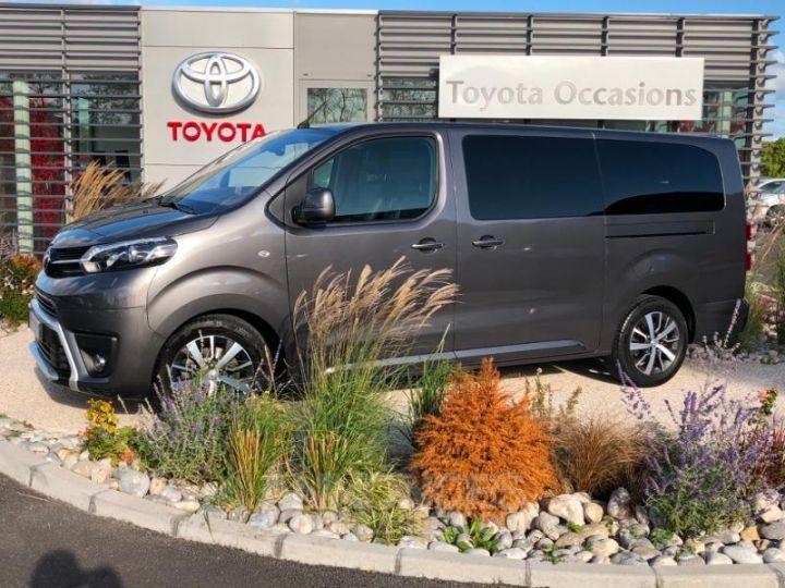 Toyota ProAce VERSO 150 D 4D LOUNGE . GRIS PLATINIUM Occasion - 19
