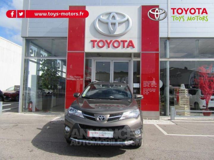 Toyota RAV4 124 D-4D Life AWD BRONZE CLARISSIMO Occasion - 2