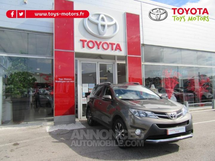 Toyota RAV4 124 D-4D Life AWD BRONZE CLARISSIMO Occasion - 3