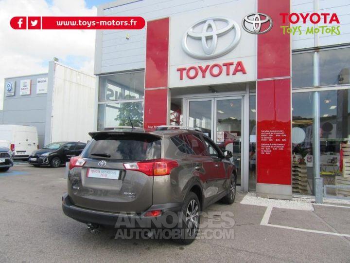 Toyota RAV4 124 D-4D Life AWD BRONZE CLARISSIMO Occasion - 5