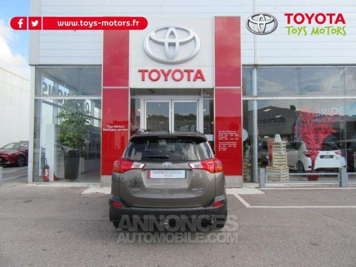Toyota RAV4 124 D-4D Life AWD BRONZE CLARISSIMO Occasion - 6