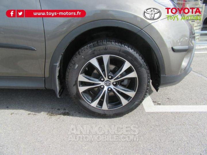 Toyota RAV4 124 D-4D Life AWD BRONZE CLARISSIMO Occasion - 9