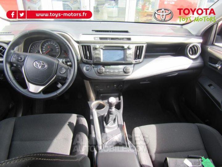 Toyota RAV4 124 D-4D Life AWD BRONZE CLARISSIMO Occasion - 11