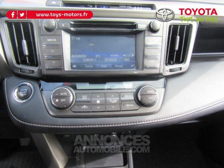 Toyota RAV4 124 D-4D Life AWD BRONZE CLARISSIMO Occasion - 13