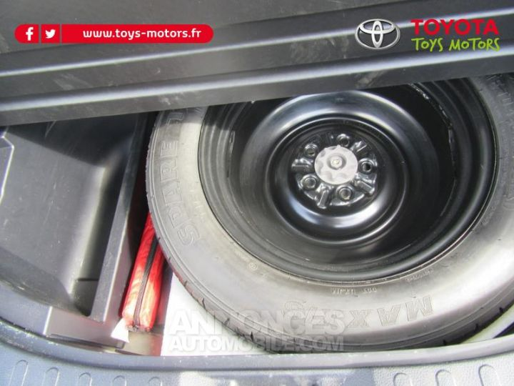 Toyota RAV4 124 D-4D Life AWD BRONZE CLARISSIMO Occasion - 19