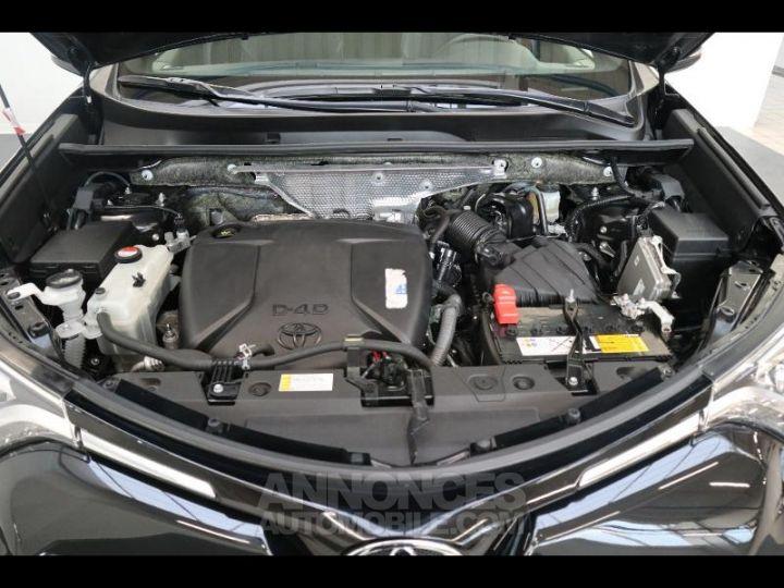 Toyota RAV4 143 D-4D Design 2WD NOIR Occasion - 3