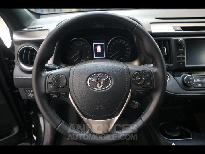 Toyota RAV4 143 D-4D Design 2WD NOIR Occasion - 8