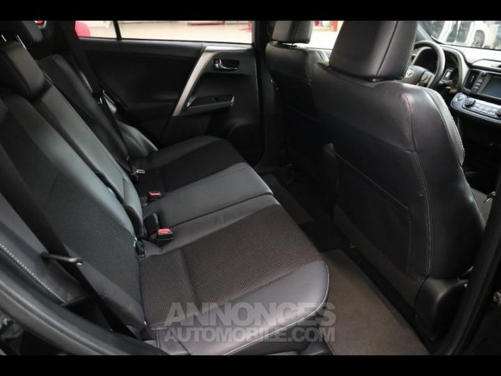Toyota RAV4 143 D-4D Design 2WD NOIR Occasion - 13