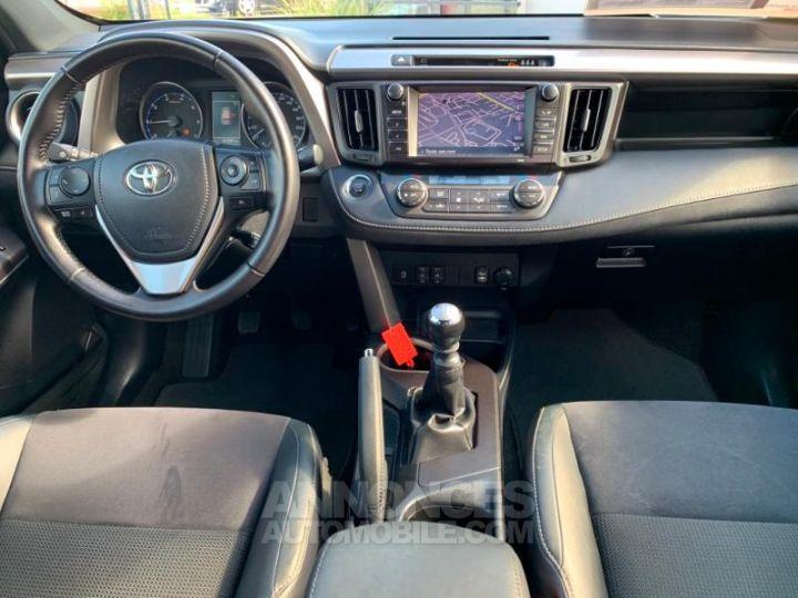 Toyota RAV4 143 D-4D Design 2WD BLANC NACRE Occasion - 7